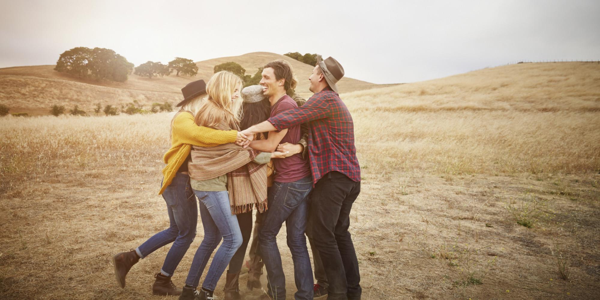 Dacă e 21 ianuarie, este Ziua îmbrățișărilor!