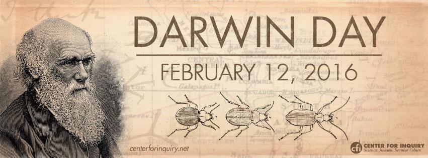 Pe 12 februarie este Darwin Day în România și în toată lumea