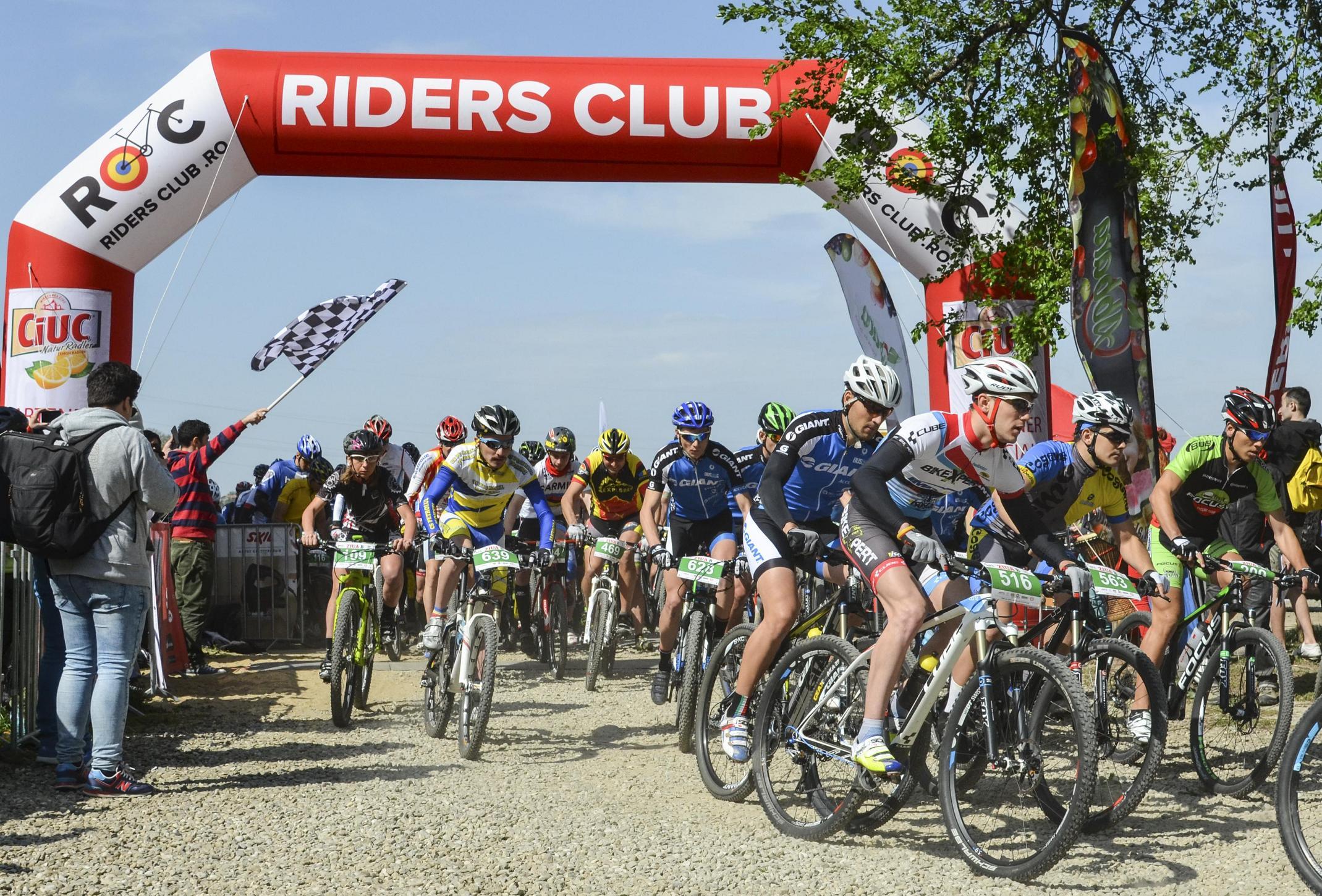 ZIUA B dă startul aventurii mountain bike 2016