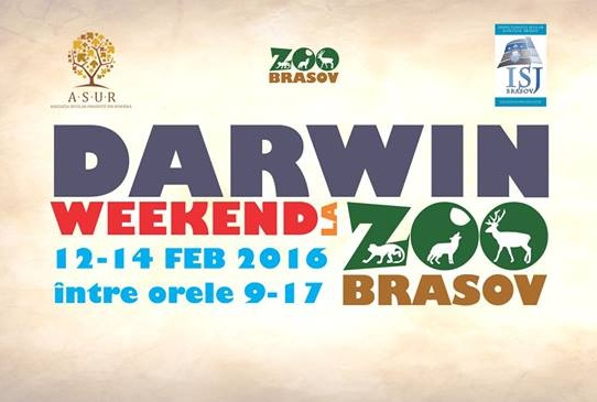 Brașov: Darwin Weekend la Zoo