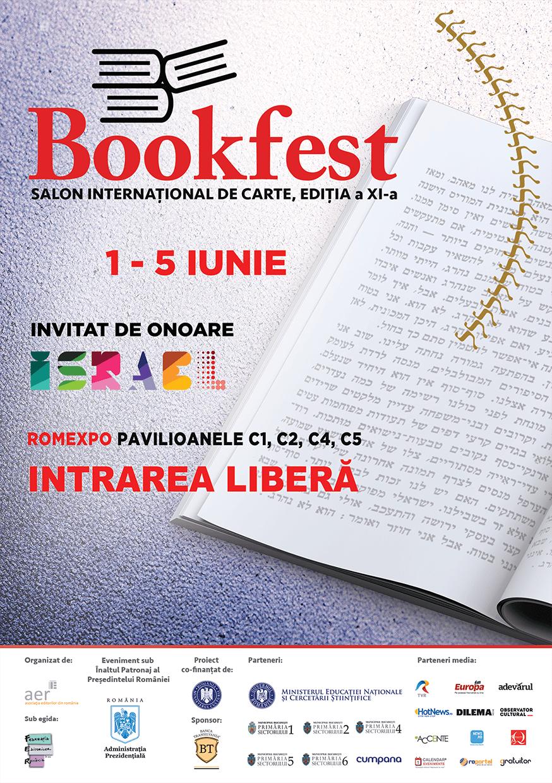 Cărțile care contează sunt la Bookfest