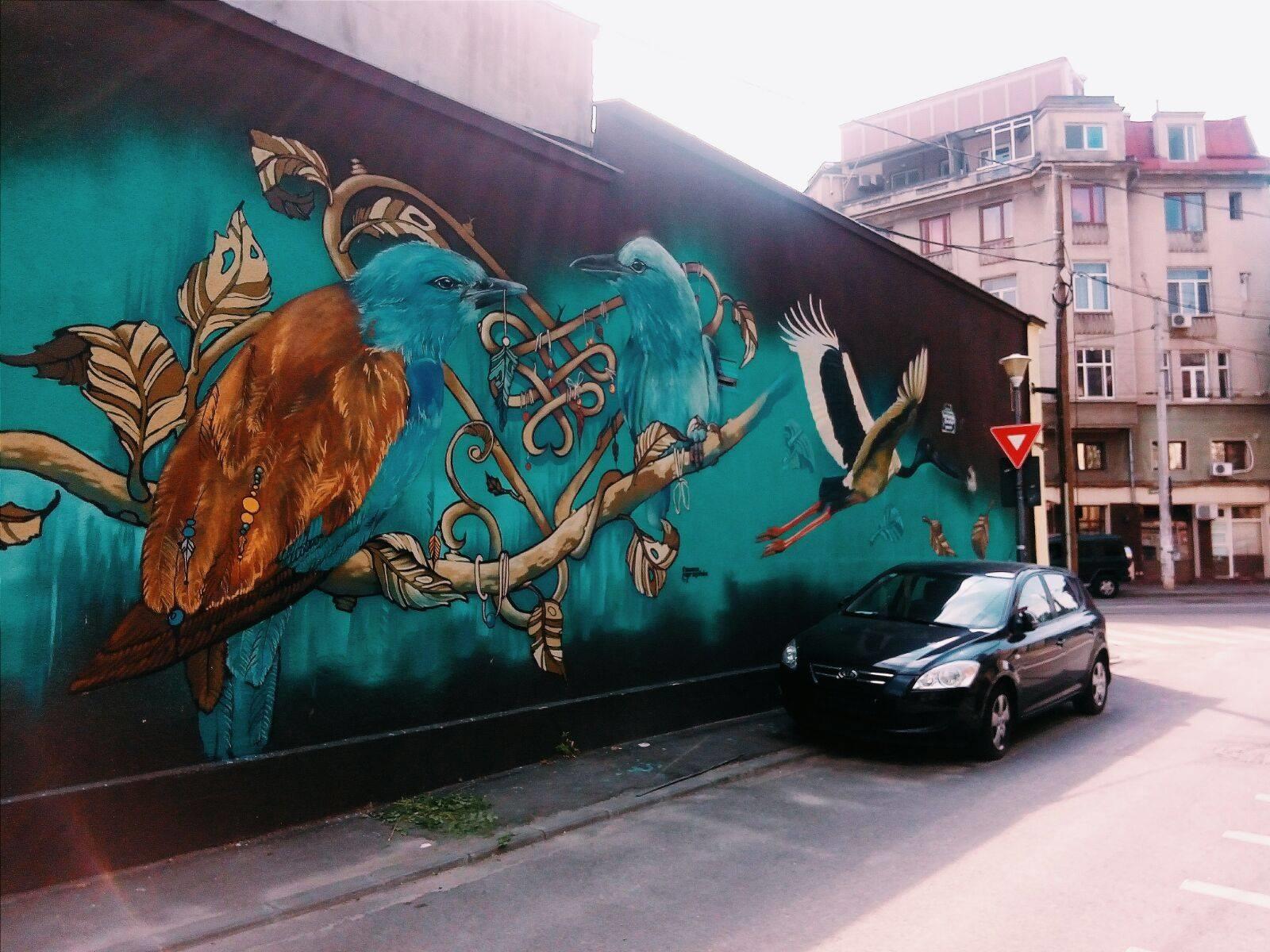 Be youSelfie prin București – vernisajul expoziției de fotografie urbană  realizată de liceeni la Facultatea de Științe Politice a Universității din București