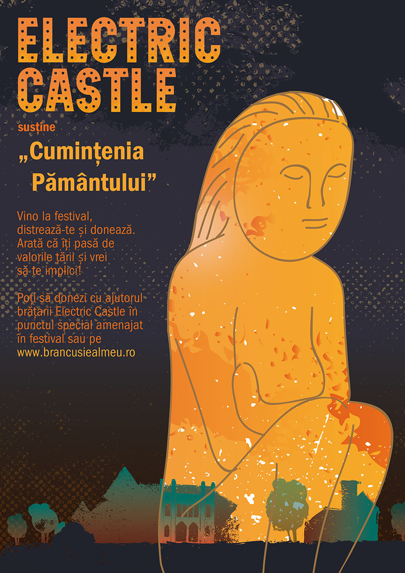 Poster ElectricCastle & Cumintenia Final