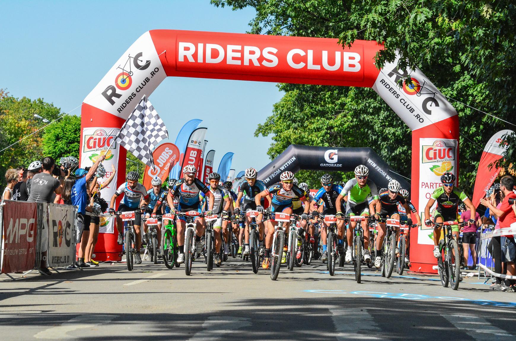 Cicliști, pregătiți-vă de 4 Pedale, singurul concurs de ștafetă marca Riders Club!