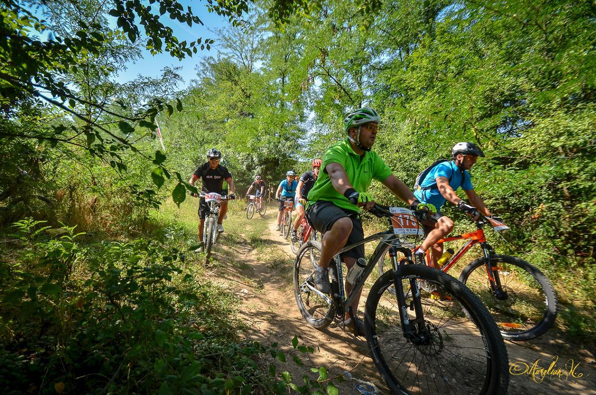 Expediție ciclistă marca Riders Club pentru pasionați: Dumbrava cu Mărgăritar