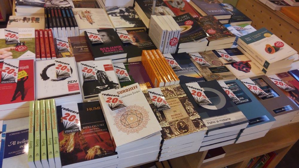 """Cărți deschise pentru minți deschise! Final de Campanie – """"Te așteptăm în librărie!"""", ediția a VIII-a, 2016"""