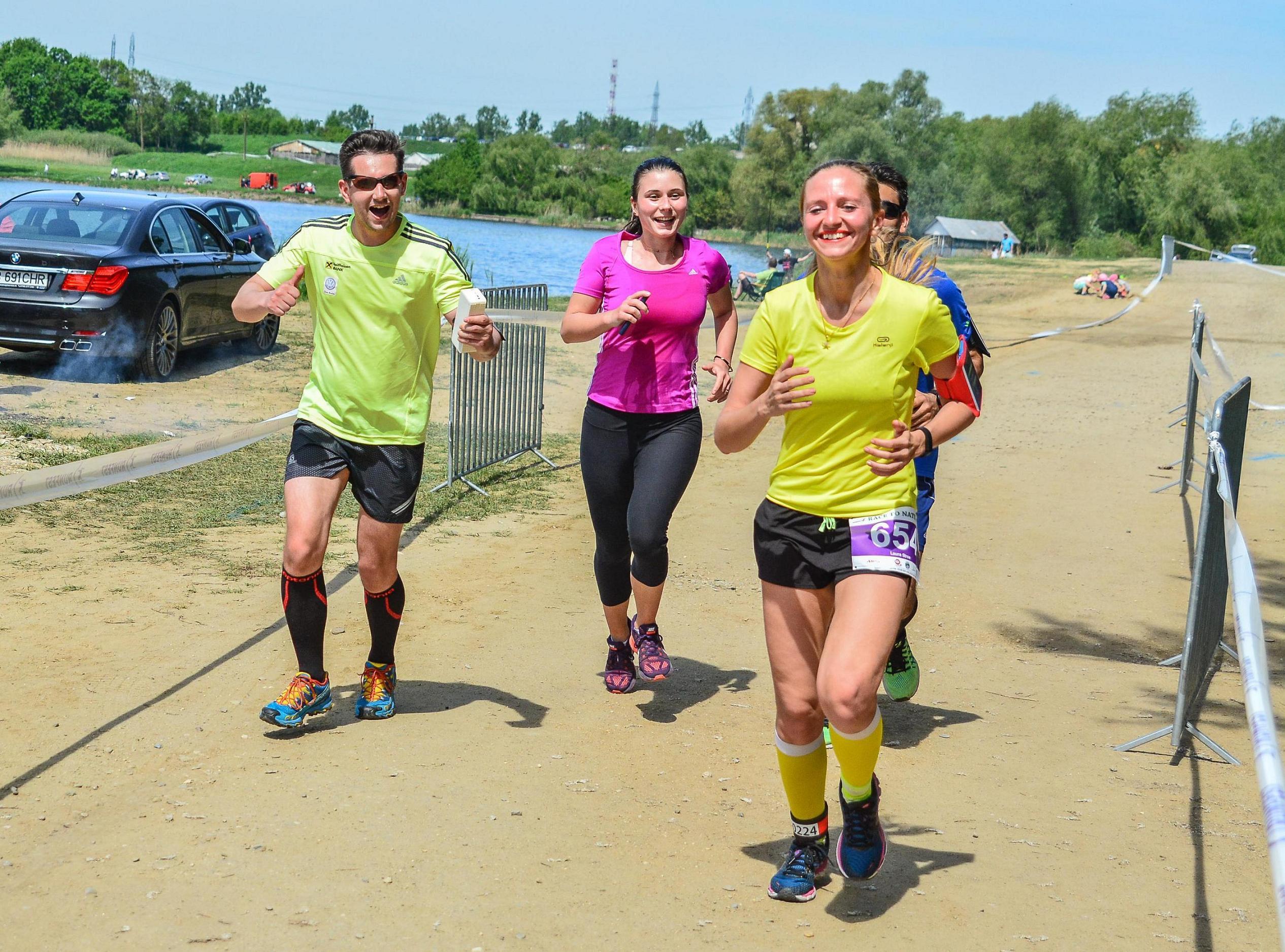 RACE TO NATURE Trail & Family Run, invitație la o aventură inedită!