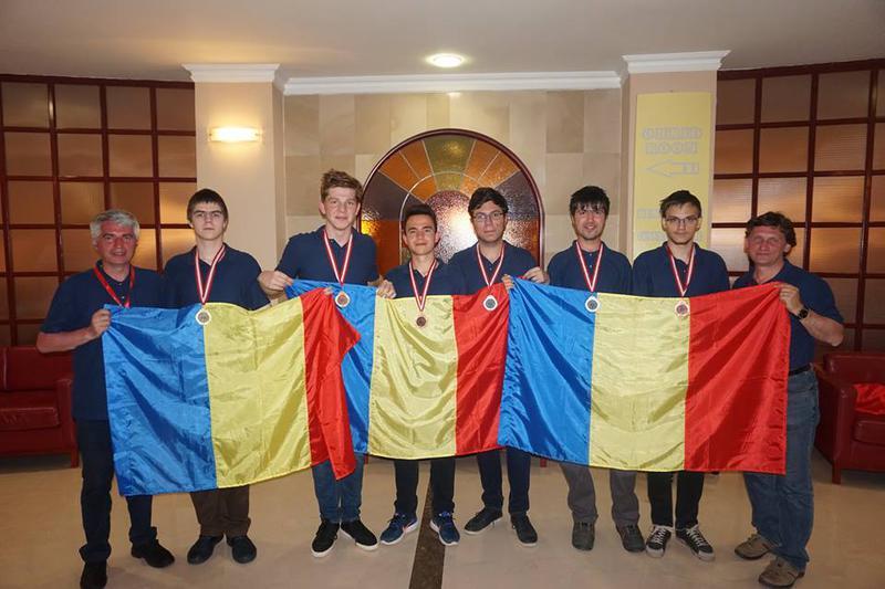 România a obținut șase medalii la Olimpiada Balcanică de Matematică