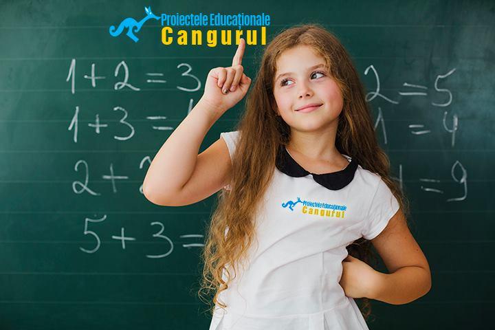 S-a prelungit perioada de inscriere la Cangurul Matematician