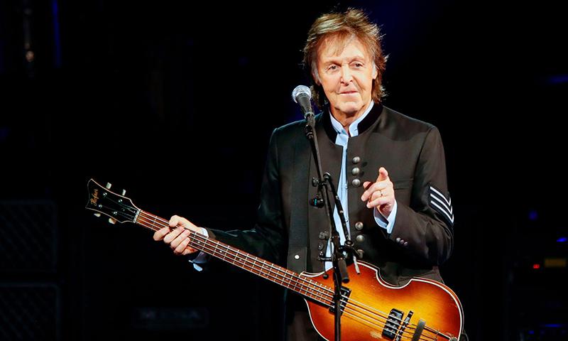 Paul McCartney lanseaza o carte pentru copii