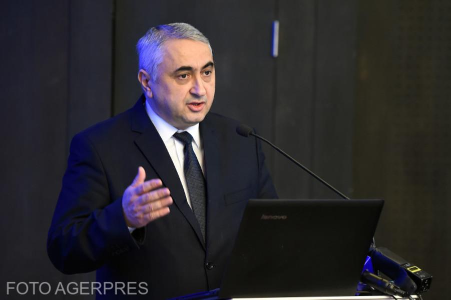 Ministrul educatiei, Valentin Popa, a demisionat
