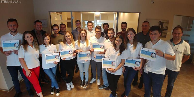 Banca Transilvania ofera stagii de practica remunerate pentru studenti si masteranzi