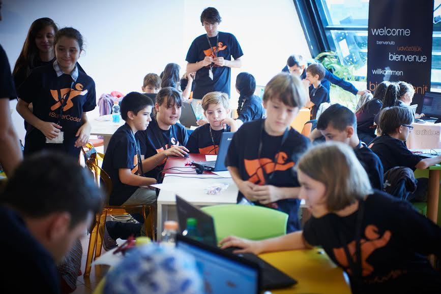 Ateliere gratuite de programare pentru copii