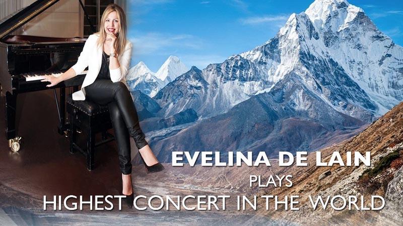 Premiera: Concert clasic in muntii Himalaya!