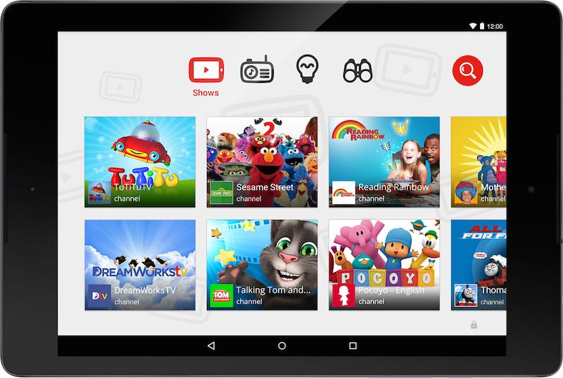 YouTube Kids este disponibil de astazi si in Romania