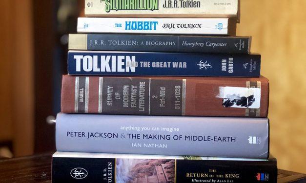 Ziua lecturii din cartile lui Tolkien