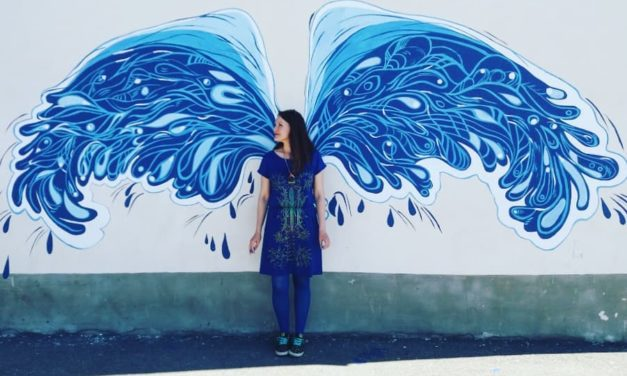 Intre arta si munca – un interviu cu ilustratoarea Iulia Ignat