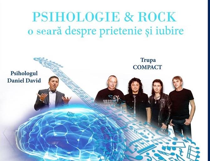 Psihologie si rock, un eveniment caritabil organizat de Fundatia UBB