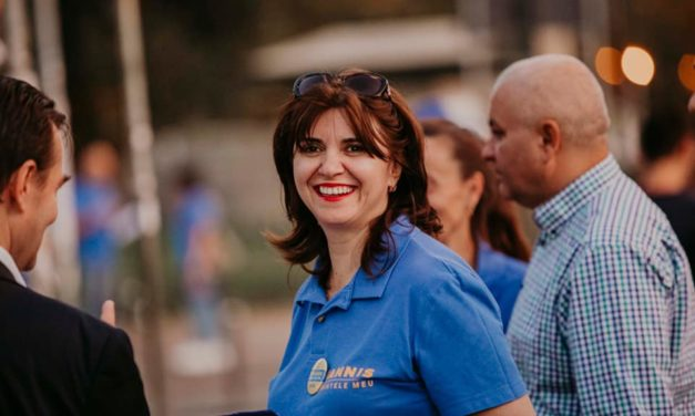 Monica Anisie primeste aviz favorabil pentru Ministerul Educatiei