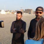 Doi sportivi romani vor sa ajunga de la zero la Moldoveanu