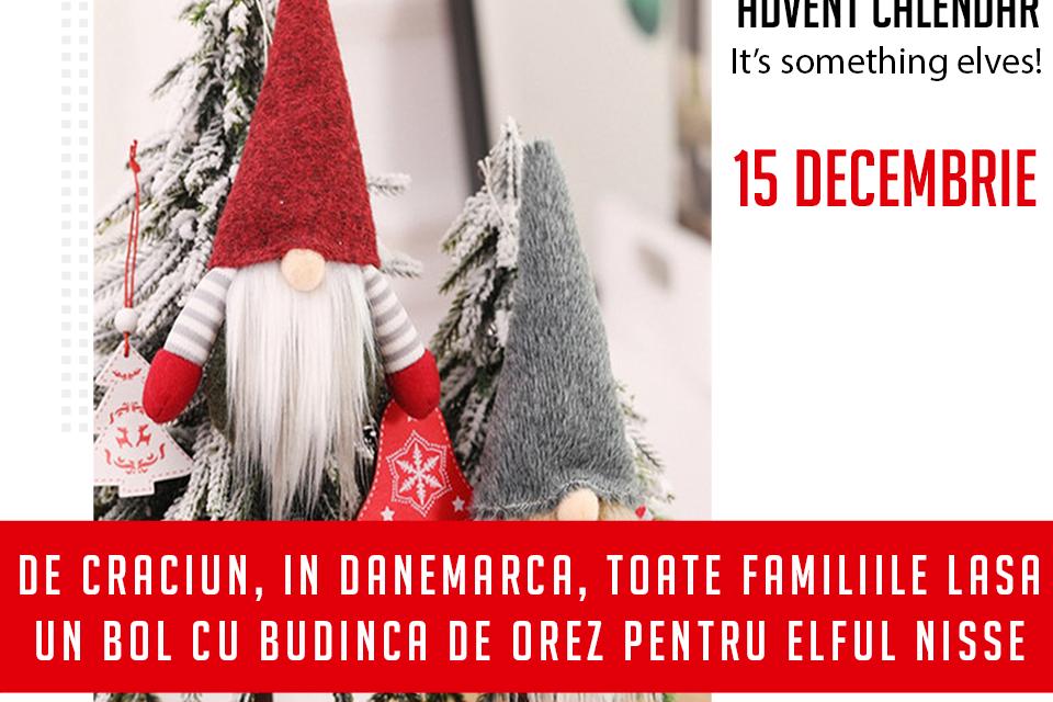 Edu-news.ro Advent Calendar – It's something elves! (15 Decembrie)