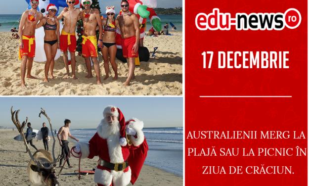 Edu-news.ro Advent Calendar – It's something elves! (17 Decembrie)