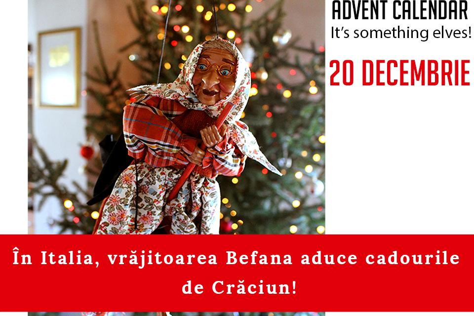 Edu-news.ro Advent Calendar – It's something elves! (20 Decembrie)