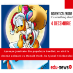 Edu-news.ro Advent Calendar – It's something elves! (4 Decembrie)