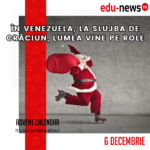 Edu-news.ro Advent Calendar – It's something elves! (6 Decembrie)