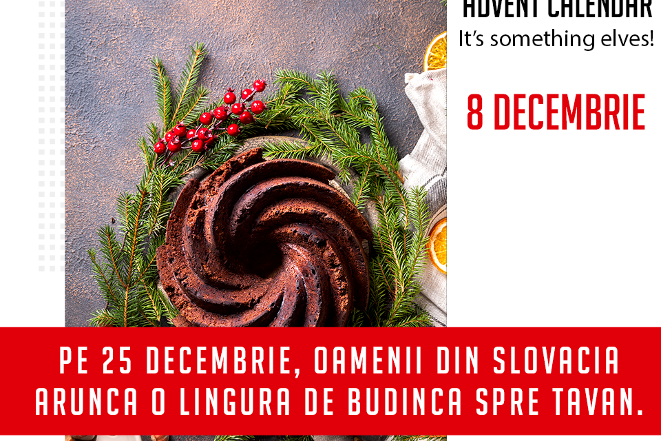 Edu-news.ro Advent Calendar – It's something elves! (8 Decembrie)
