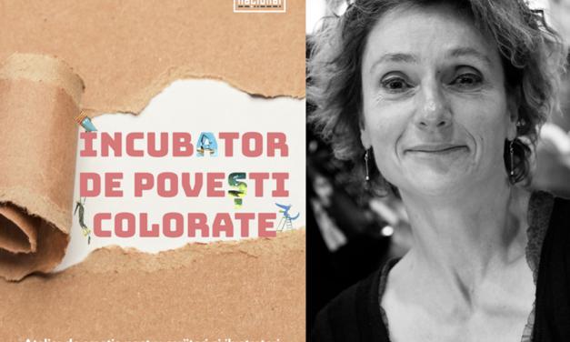 Incubatorul de povesti colorate: atelier de creatie pentru scriitori si ilustratori