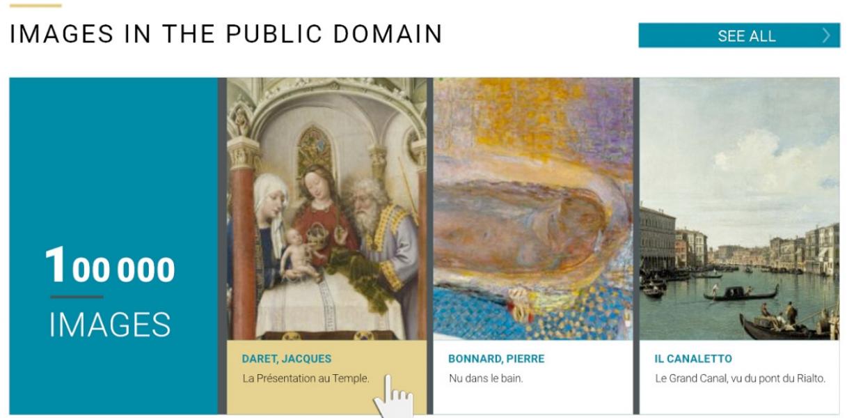 14 muzee din Paris ofera acces digital gratuit la peste 100.000 de opere de arta