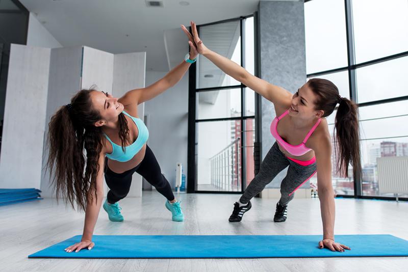 Facultatea de Educatie Fizica si Sport a UVT te invita la antrenamente fizice online