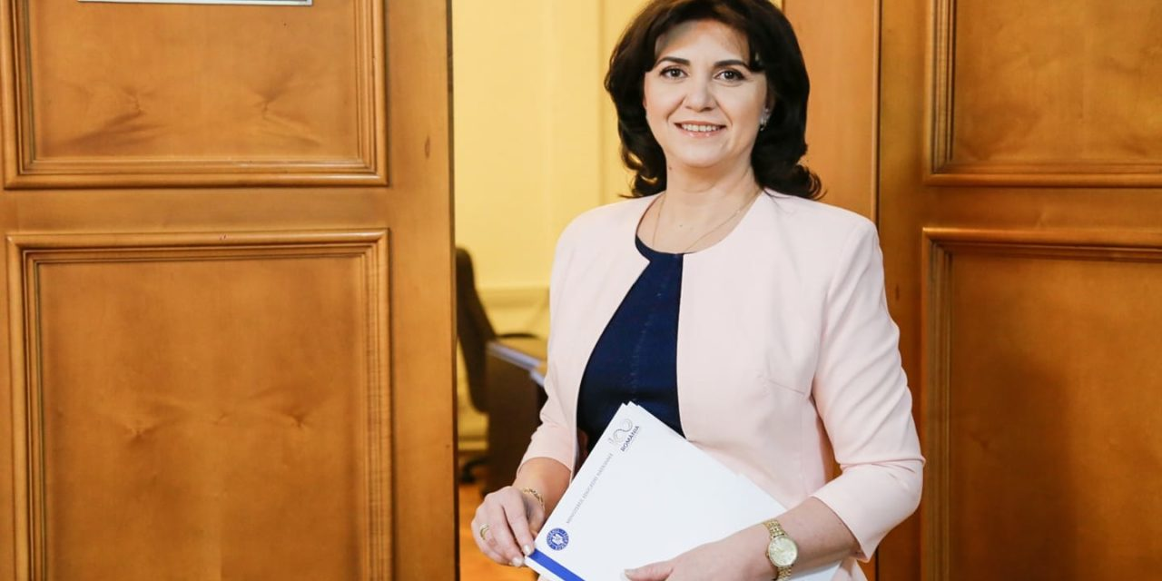 Monica Anisie: Gradinitele se vor deschide cand normele de aplicare vor fi publicate in Monitorul Oficial