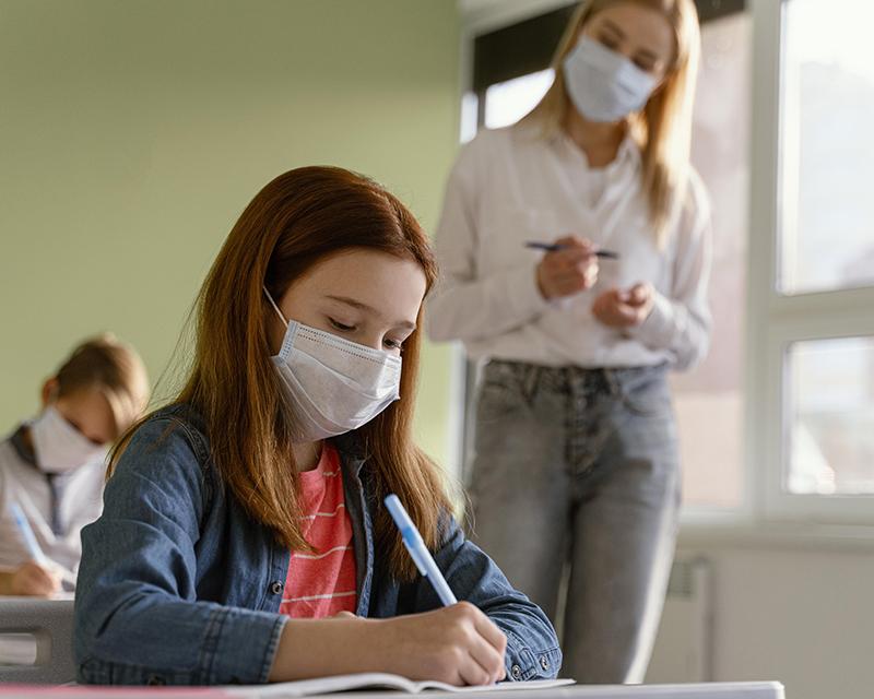 A fost publicat noul formular prin care parintii isi dau acordul pentru testarea elevilor la scoala