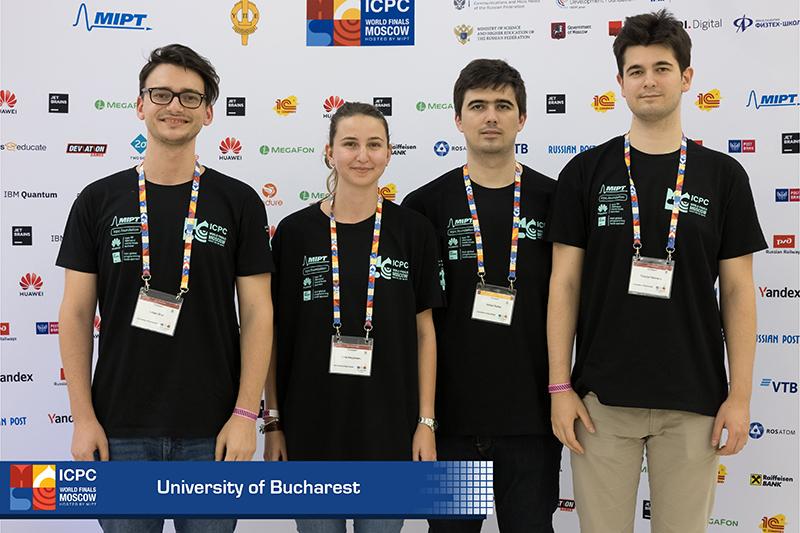 Studentii romani au luat medalia de argint la Olimpiada Internationala de Informatica